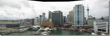 Auckland from Crow's Nest