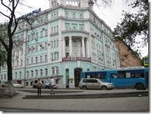 Historical building.  Svetlanskaya St.