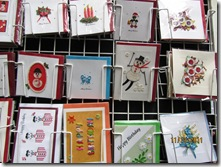 Quilled Cards, $5. AU