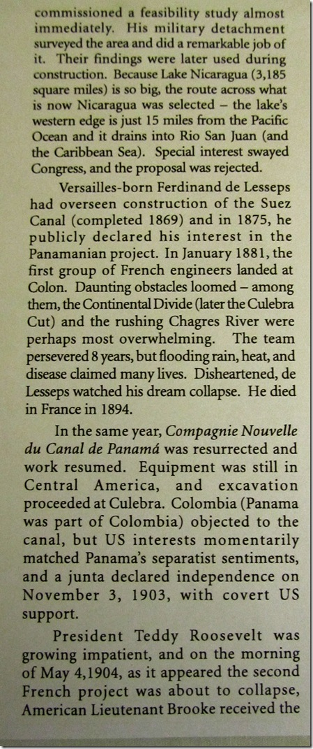 Panama Canal pt.2