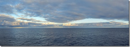 South East Pacific Ocean
