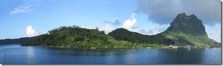 Bora Bora, FP