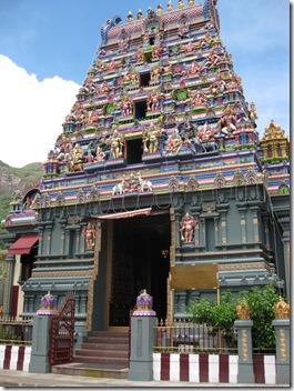 Sri Navasakthi Vinayagar Temple, Seychelles Hindu Kovil Sangan